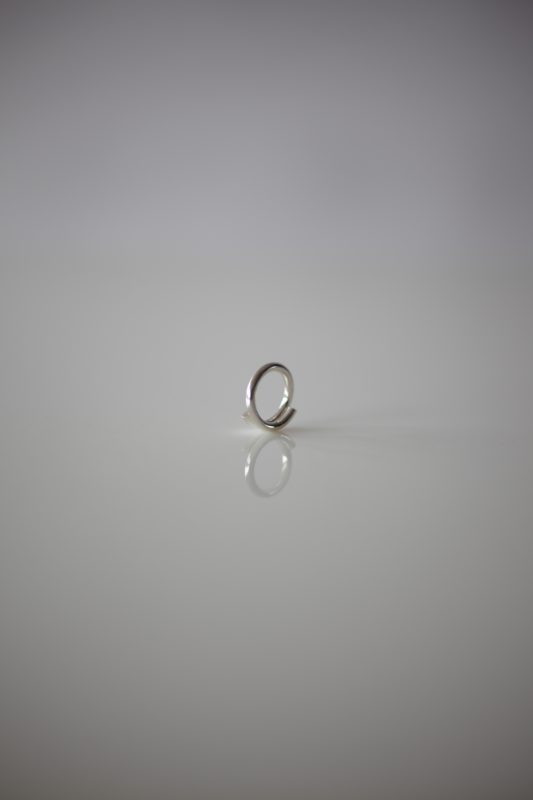 09 Loop ring 3mm