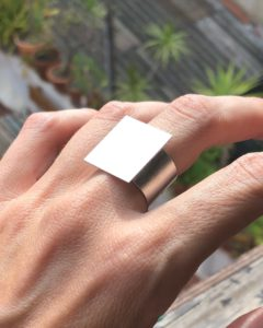 11 Square ring